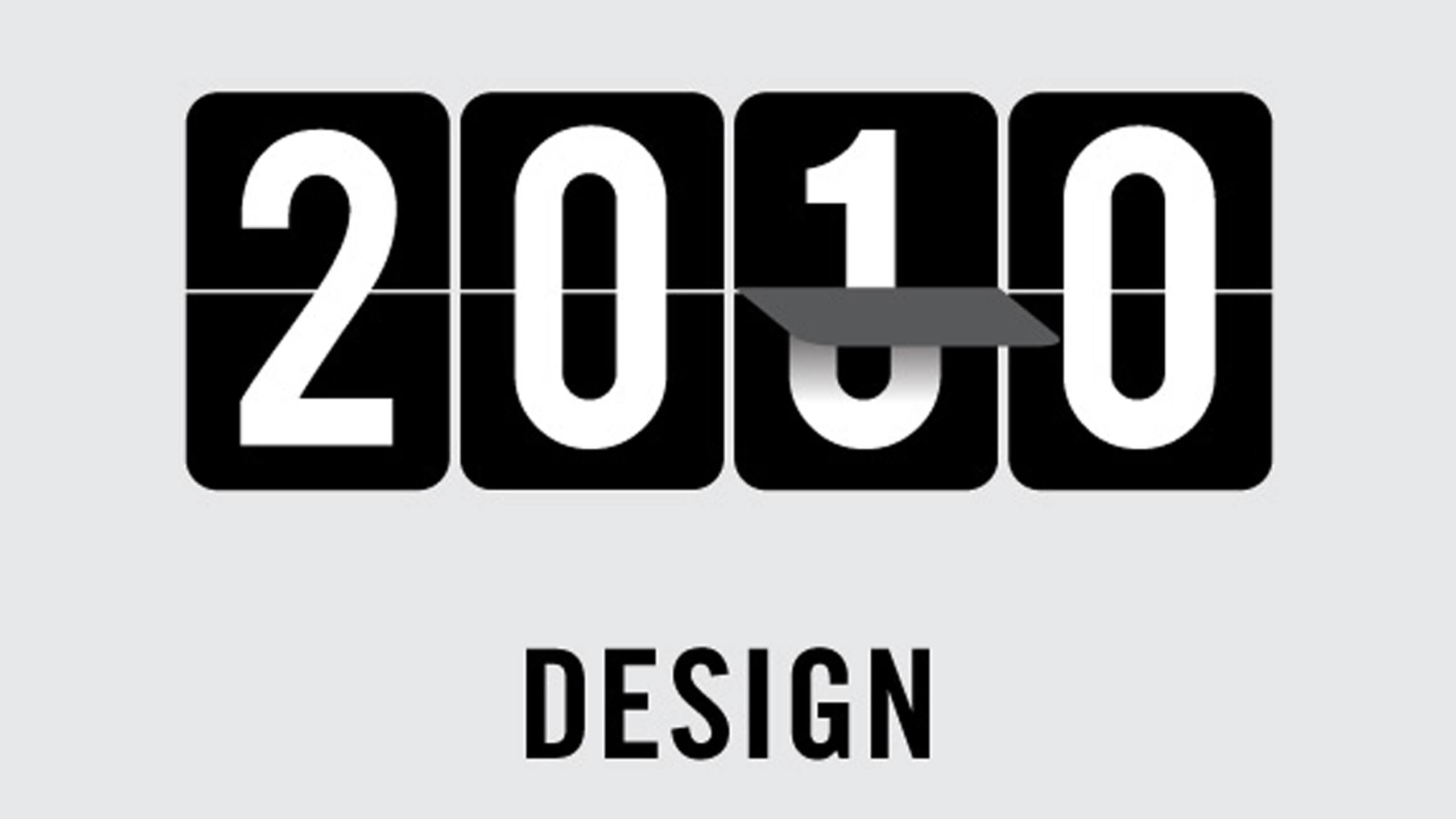 THE DECADE IN DESIGN
