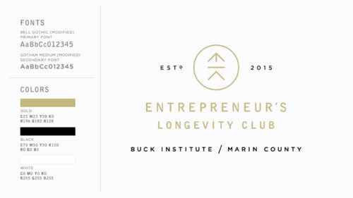 Entrepreneur's Longevity Club