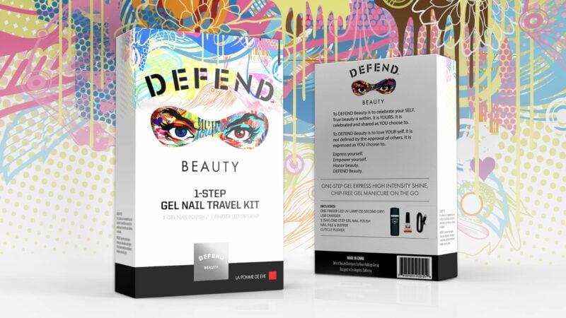 Sprout studios, Boston, industrial design, product design, start up, defend beauty, packaging design, graphic design, branding