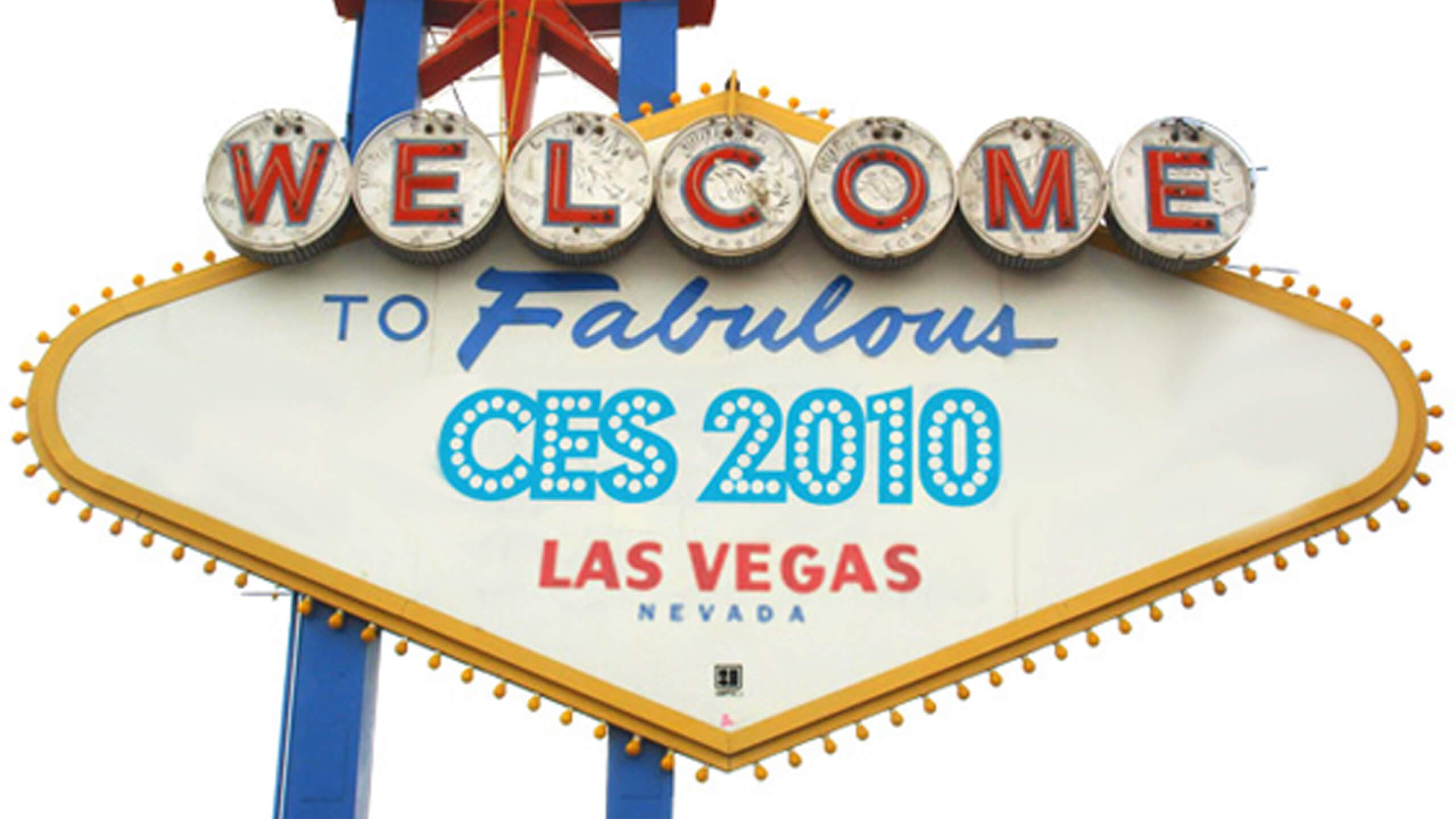 CES 2010 STARTS TOMORROW