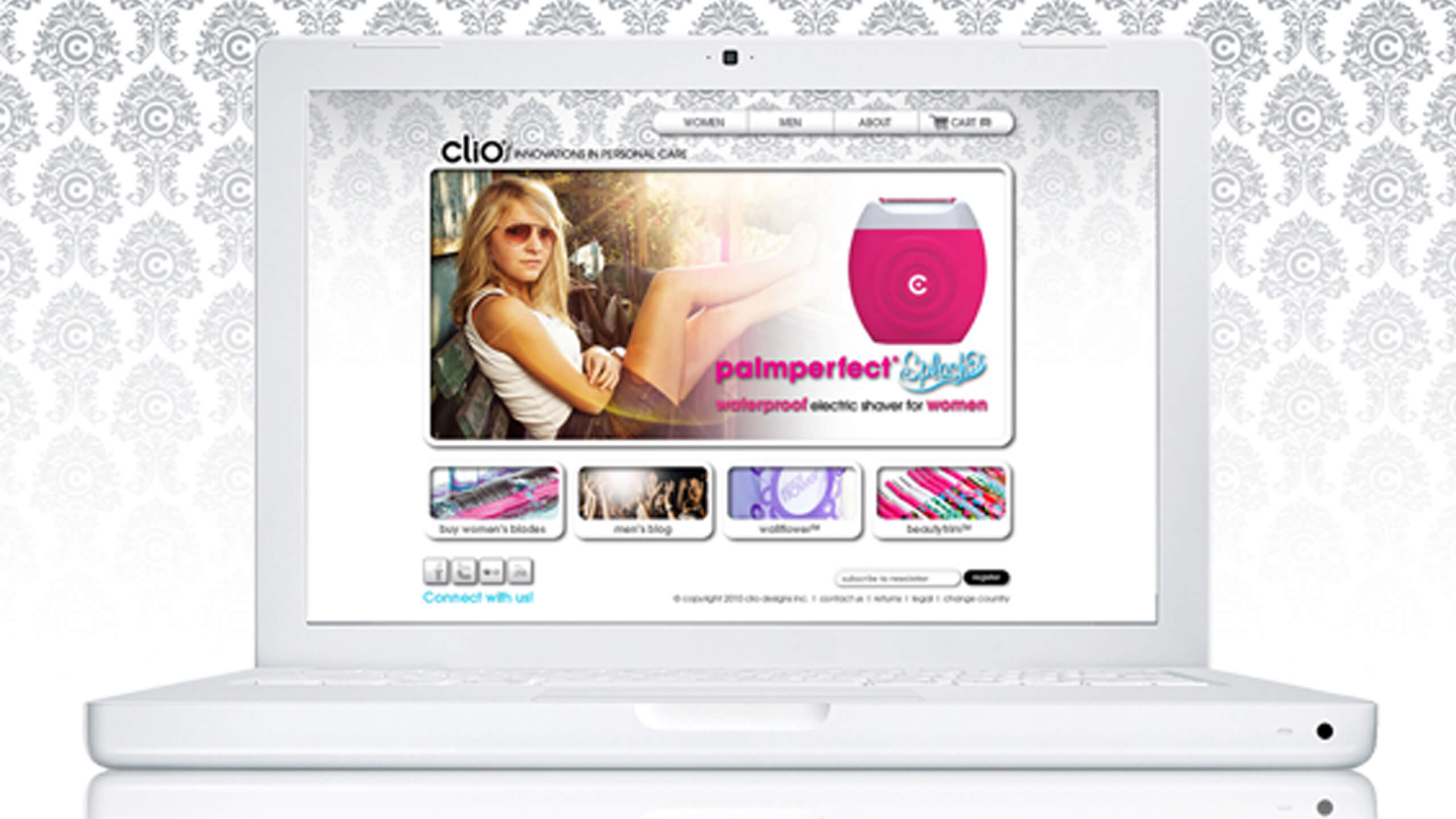 CLIOSTYLE.COM LAUNCHES