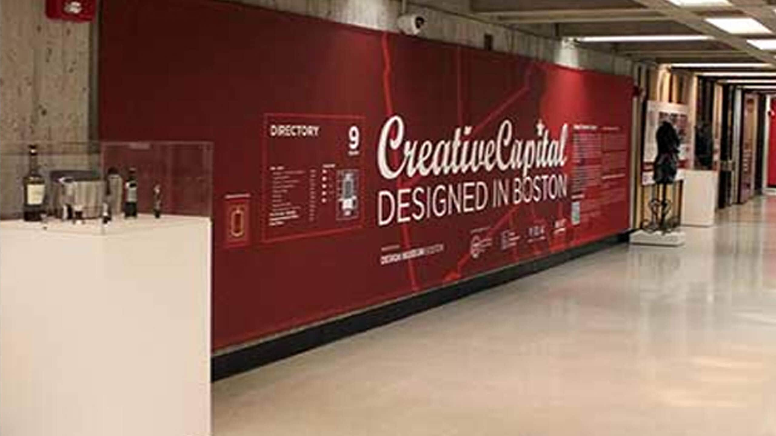 CREATIVE CAPITAL – DESIGNED IN BOSTON