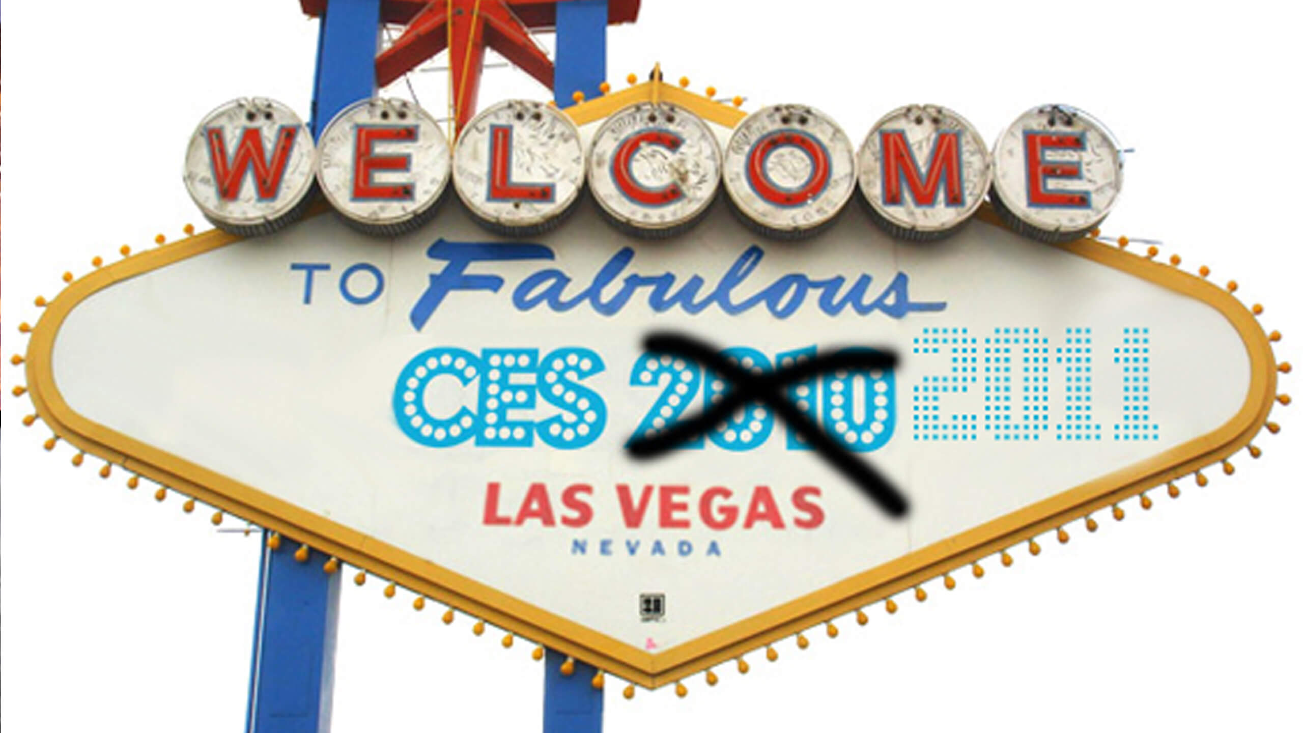HERE GOES ANOTHER ONE – CES 2011
