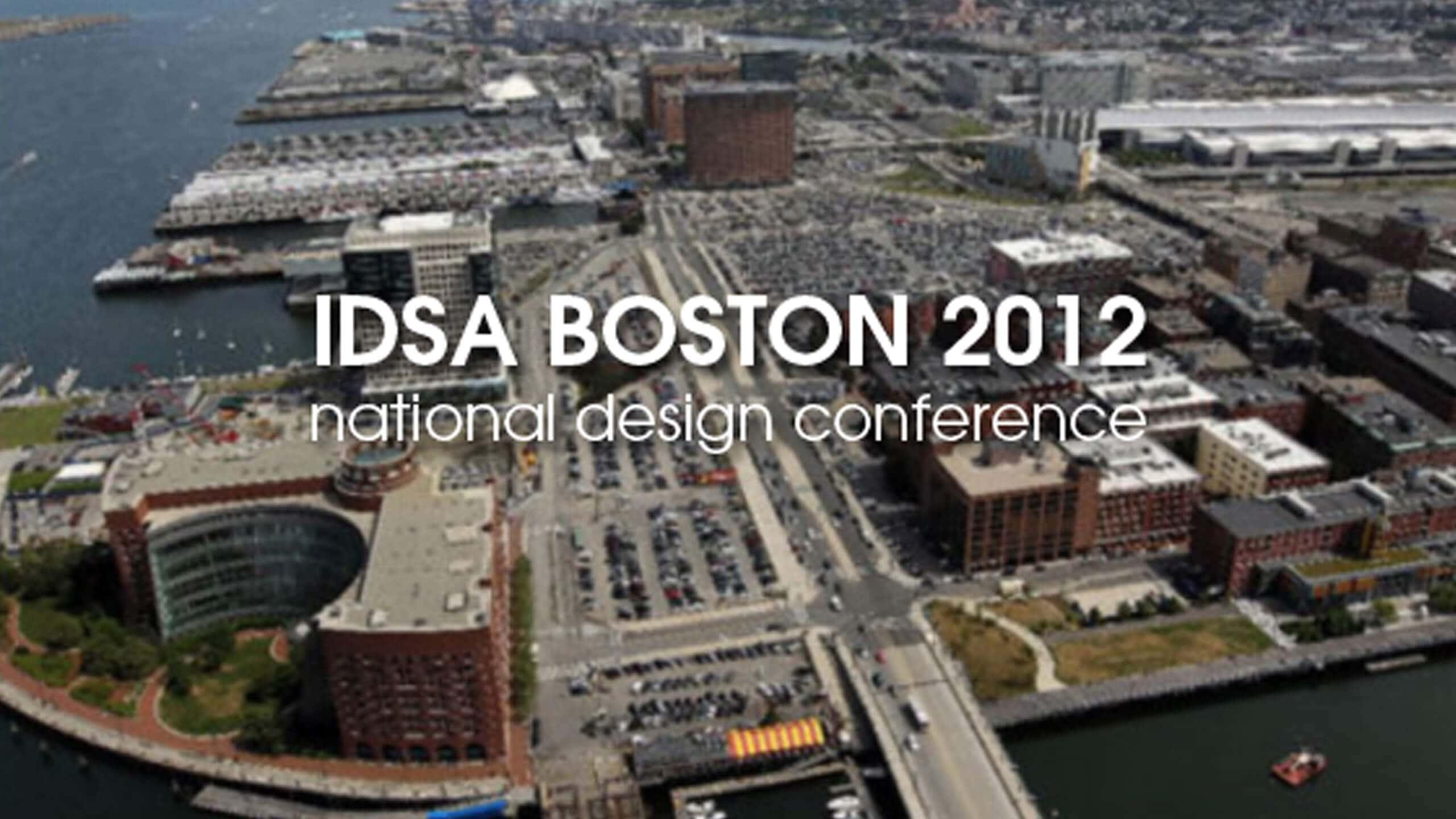 IDSA BOSTON 2012