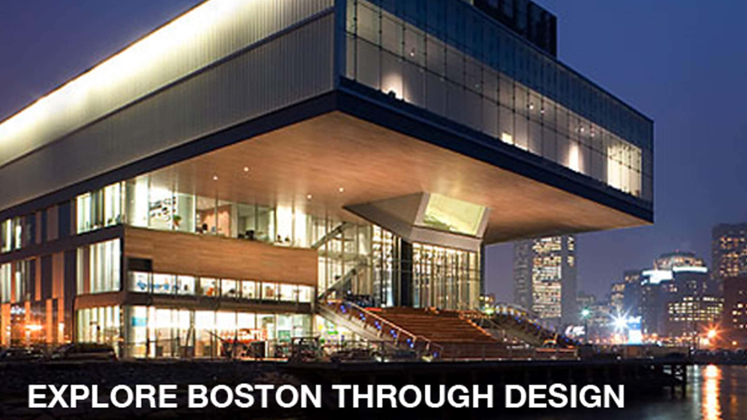 DESIGN IN BOSTON