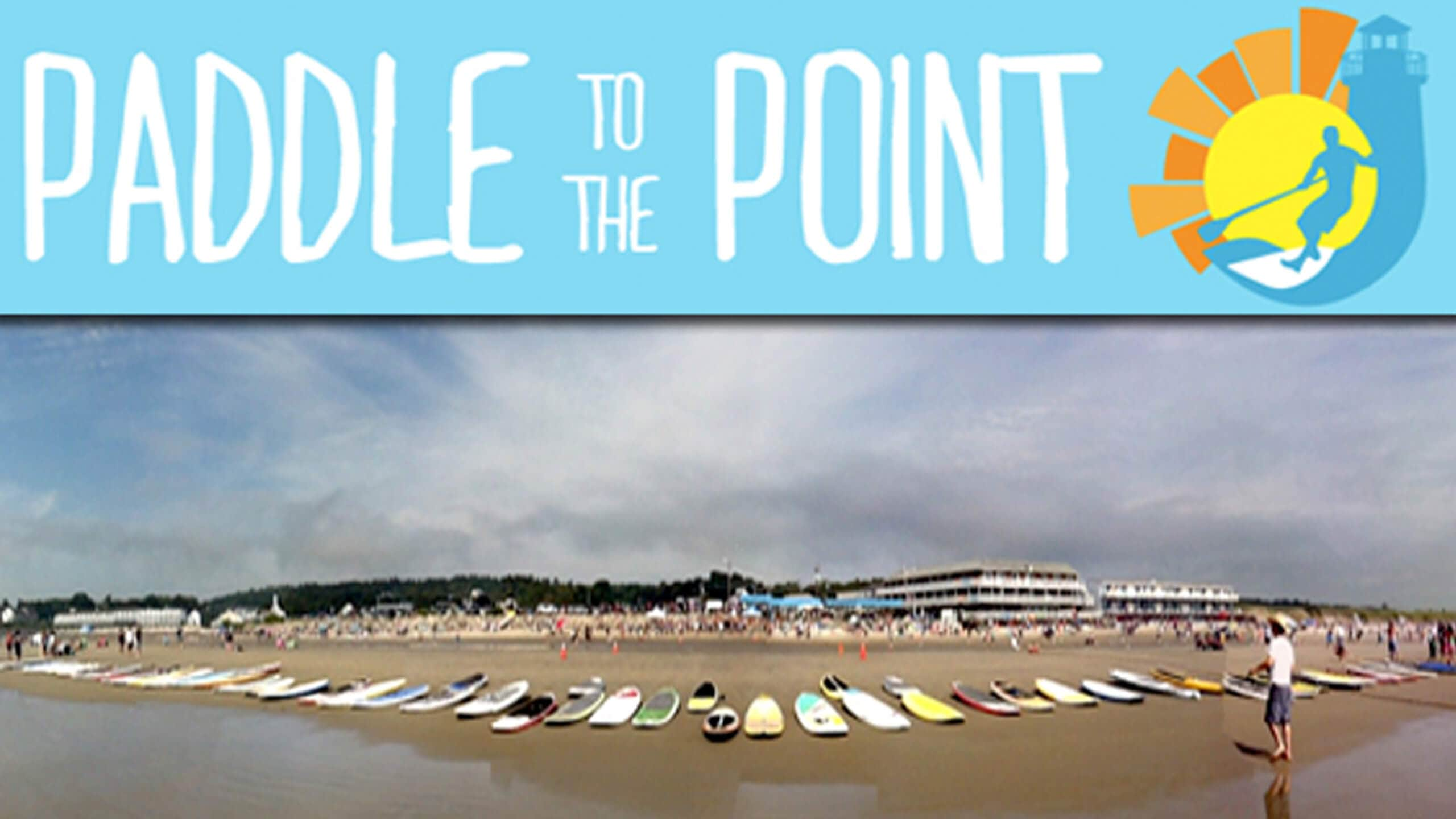 PADDLE THE POINT