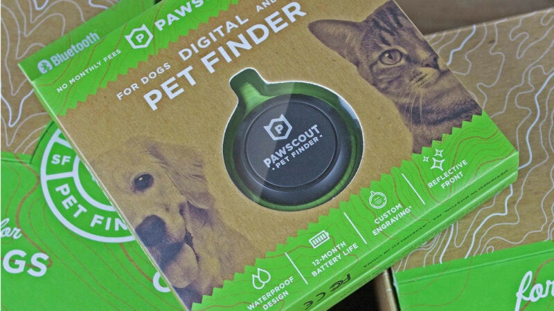 Sprout studios, Boston, industrial design, product design, start up, pawscout pet tracker, digital dog tag