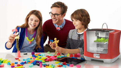 Thing Maker 3d printer