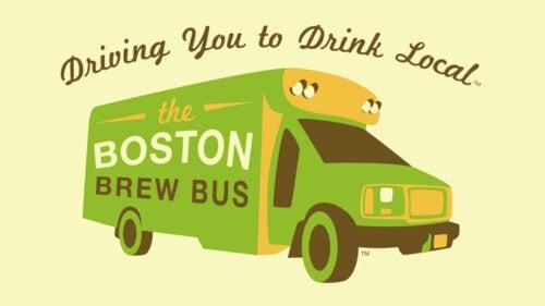 Boston Brew Bus