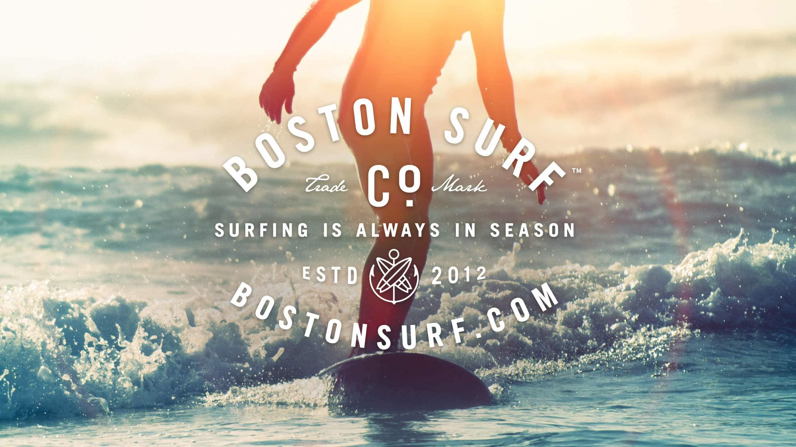 Sprout studios, Boston, Boston Surf Co, Chino surfboards, surfing, branding, brand, logo design, graphic design, website design, digital design, apparel
