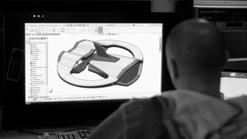 MICROPLASTIC-SENSING DRONE