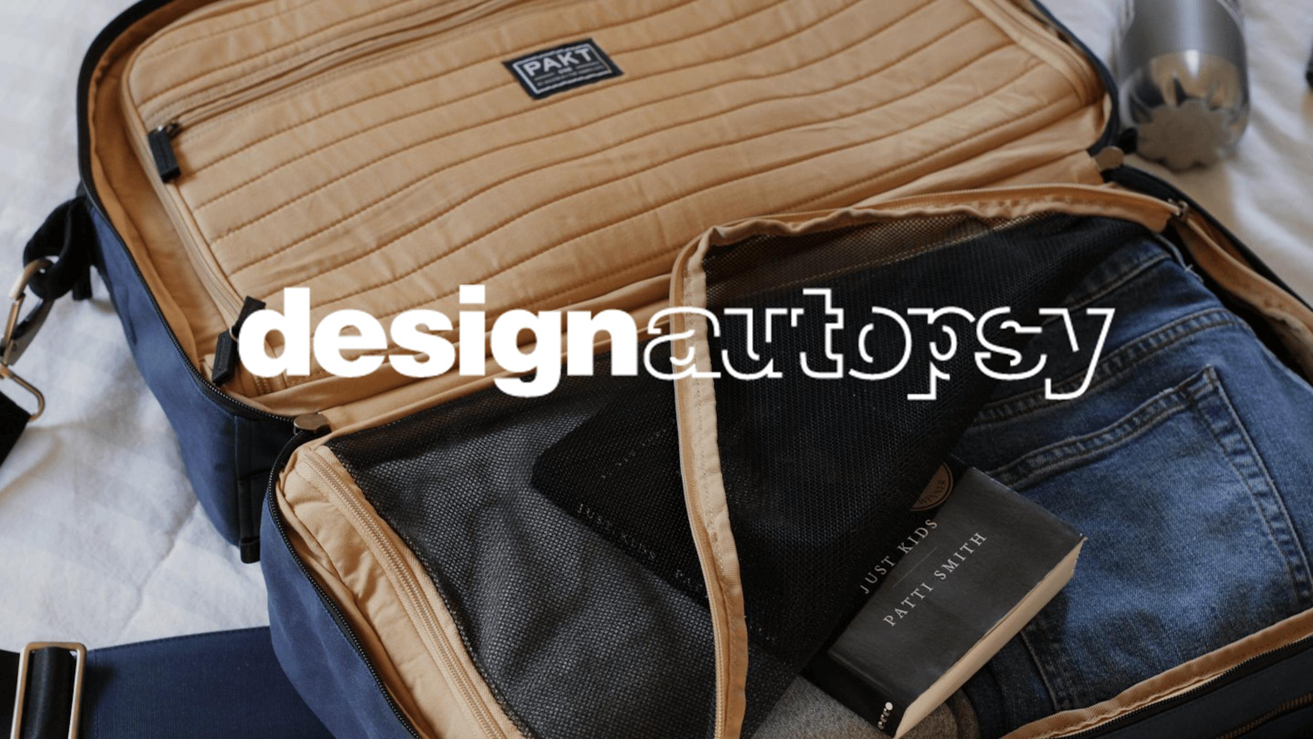 Design Autopsy 2018