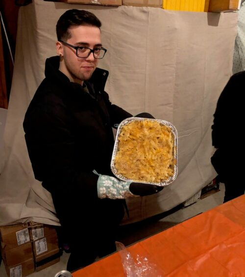 Notorious mac & cheese