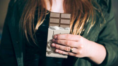 Commcan Bite Chocolate edibles branding