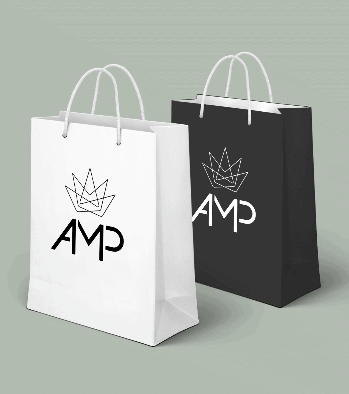 AMP Shopping Bags