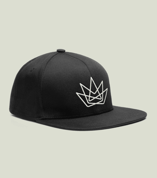 AMP Flatbrim Hat Front