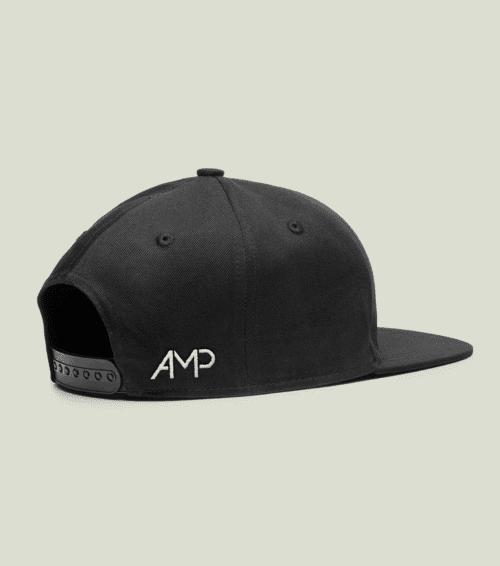 AMP Flatbrim Hat Back