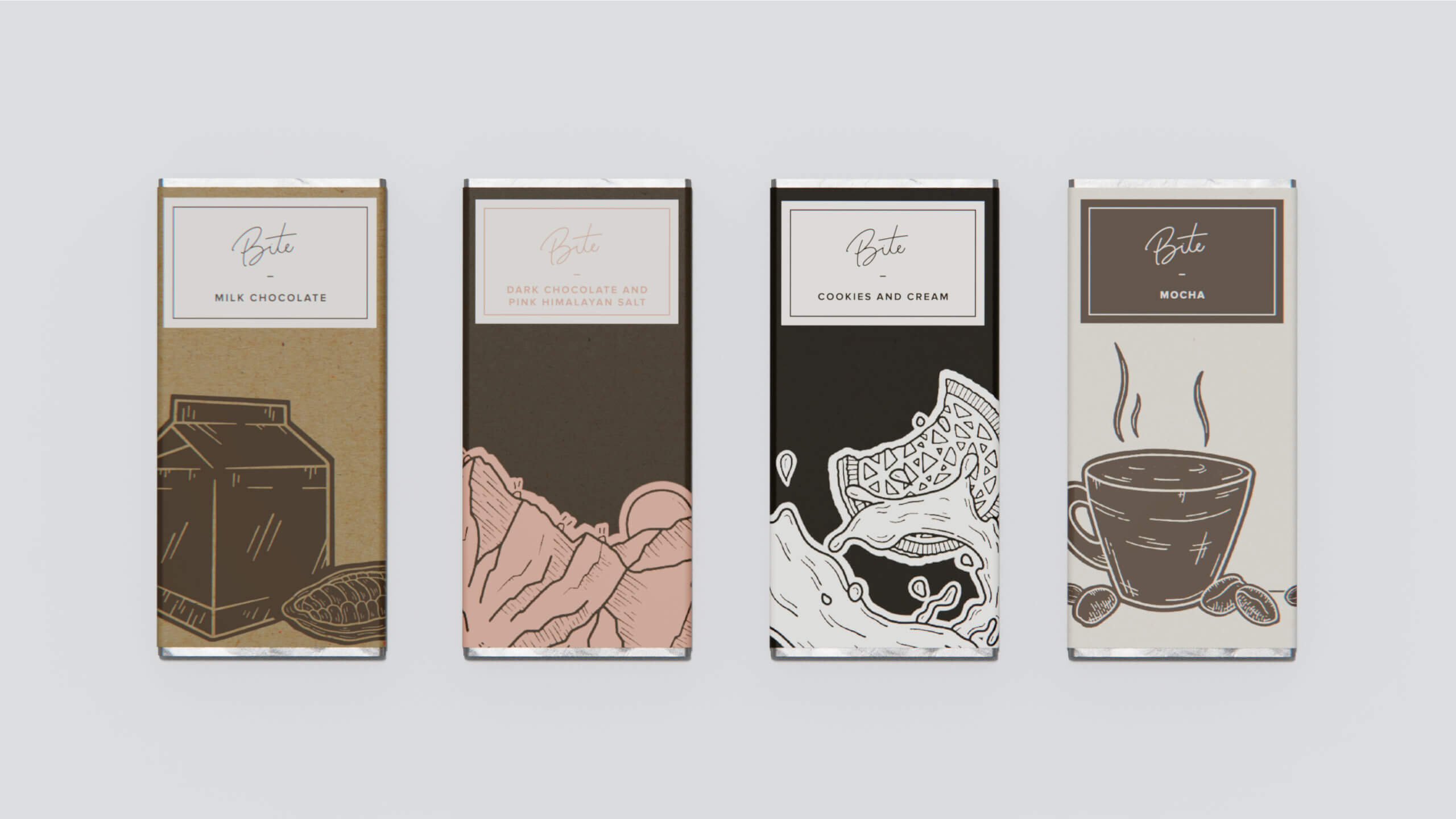 commcan commonwealth cannabis company cannabis bite chocolate packaging
