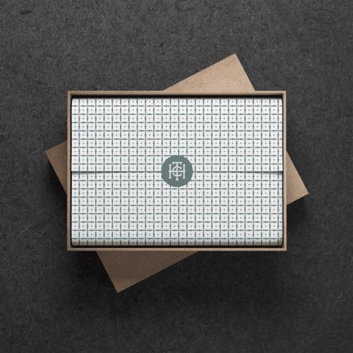 THC Tissue Paper Packaging