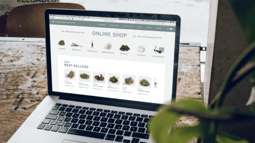 THC Online Store