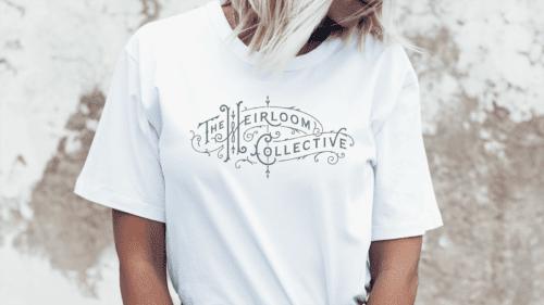 THC Scroll Logo Shirt