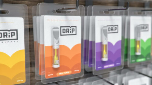 commcan commonwealth cannabis company cannabis drip co2 cannabis cartridge packaging